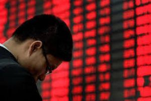 nikkei tumbles on yen's rise, concerns over global economy