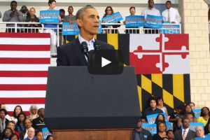 obama's latest speech about the economic