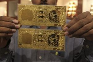 one country does its part to keep buying gold