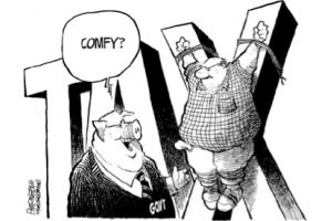 why welfare states hate tax havens�tax competition