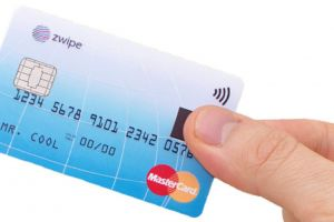 fingerprint credit cards' to replace pin numbers