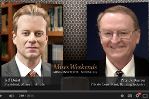patrick barron - the end of the us dollar imperium, part 2 - mises