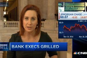 big banks under fire - jp morgan, goldman sachs,  morgan stanley