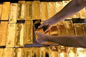 gold repatriation stunner - dutch central bank secretly withdrew 122 tons of gold from the new york fed