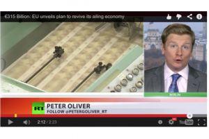 �315 billion - eu unveils plan to revive its ailing economy