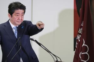 japan's recovery bid a threat to the world