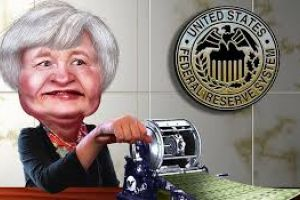 the fed is running on the final fumes of its credibility