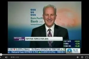 peter schiff - what to think about going into 2015