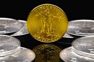 gold trades near five-month high as fed meets on interest rates