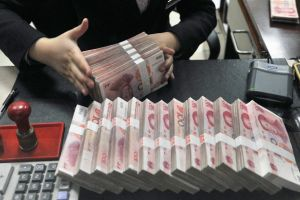 chinese yuan now top 5 major intl payment currency