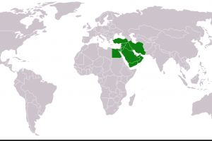 middle east understands they must let the pegs go to the dollar