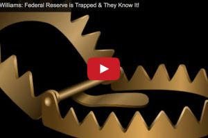 grant williams - federal reserve is trapped and they know it!