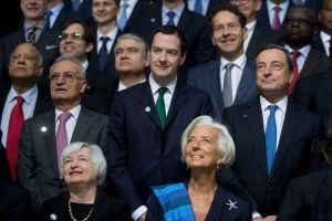 are central banks creating deflation?