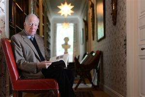 lord rothschild - 'investors face a geopolitical situation as dangerous as any since ww2'
