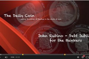 john rubino: debt jubilee for the bankers - austerity for us