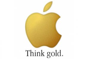 could apple buy a third of the world�s gold?