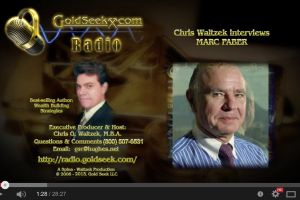 marc faber on china's global gold currency