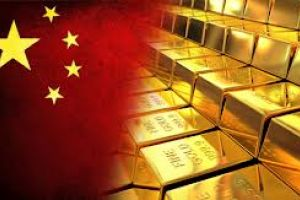 china should boost gold reserves to 5 pct. to help diversify currency risks