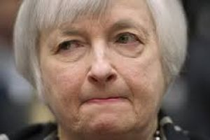 what if janet yellen is dead wrong on the strength of the u.s. economy?