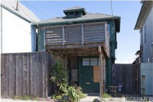 no bubble in san francisco - shack worth every penny of $1.2 million