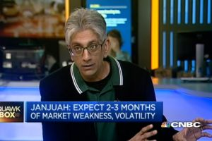 qe4 may happen if us consumer disappoints - bob janjuah