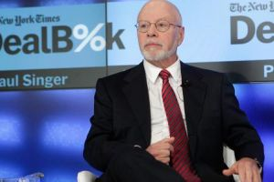 super billionaire hedge fund manager, paul singer - europe and the us are dysfunctional and broke