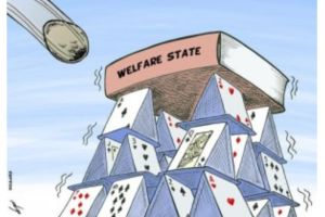 a world without the welfare state