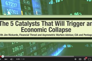 5 catalysts that will trigger an economic collapse: u.s. debt