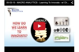 learning to innovate - with charles hugh smith and gordon t. long