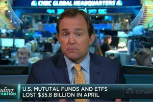 investors dump us stocks at 2008 financial-crisis levels