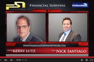 nick santiago -  gold is getting ready for another climb upwards
