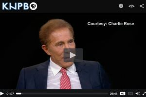 ceo steve wynn - talk of strong economy 'is pure fiction' !