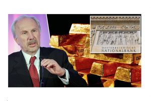 austria confirms faith in fiat fading - repatriates 110 tons of gold from boe