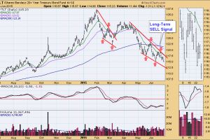 long-term sell signal for long bonds - carl swenlin