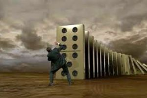 greece is just the first domino to fall - the real crisis has just begun