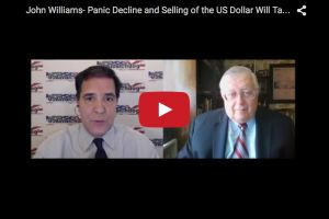 new recession starts after mid-year - john williams
