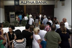 capital controls and a bank holiday in greece� here�s how you can profit