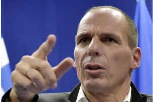 yanis varoufakis got kicked out for saying greece could introduce a parallel currency - report
