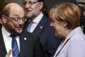 eu openly wants to overthrow the greek government