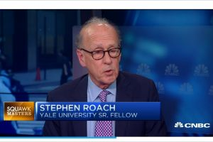china's stock bubble is bursting - stephen roach
