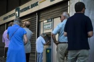 greek capital controls to remain for months as germany pushes for bail-in of large greek depositors