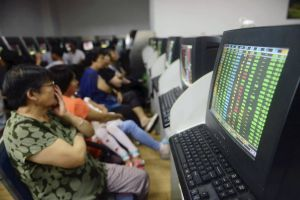 futures soar on hope central planners are back in control, china rollercoaster ends in the red