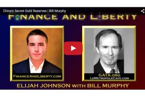 china's secret gold reserves - gata's bill murphy