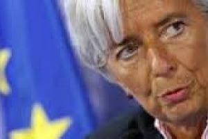 christine lagarde calls for 'significant' greek debt relief - live updates