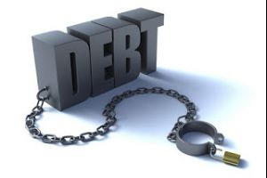 debt slaves: 7 out of 10 americans believe that debt ''is a necessity in their lives''
