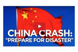 china crash: