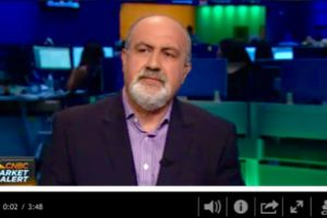 nassim taleb - the fed is like an army with no ammunition