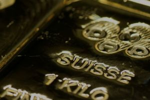 gold set for best month since january as rout lifts haven assets