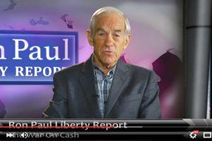 ron paul - the war on cash