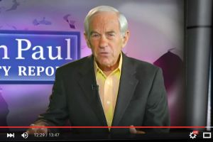 ron paul - war drums beating - real or imagined?